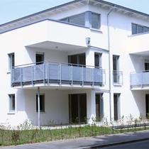 Neubau eines Mehrfamilienhauses mit Tiefgarage