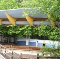Überdachung der Freilichtbühne Bellenberg