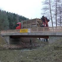HBV-Straßenbrücke