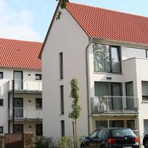 Neubau von 3 Mehrfamilienhäusern mit 21 Wohneinheiten